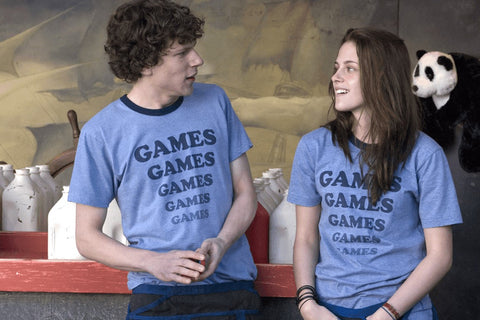 Games Games Games t-shirt from Adventureland (2009)