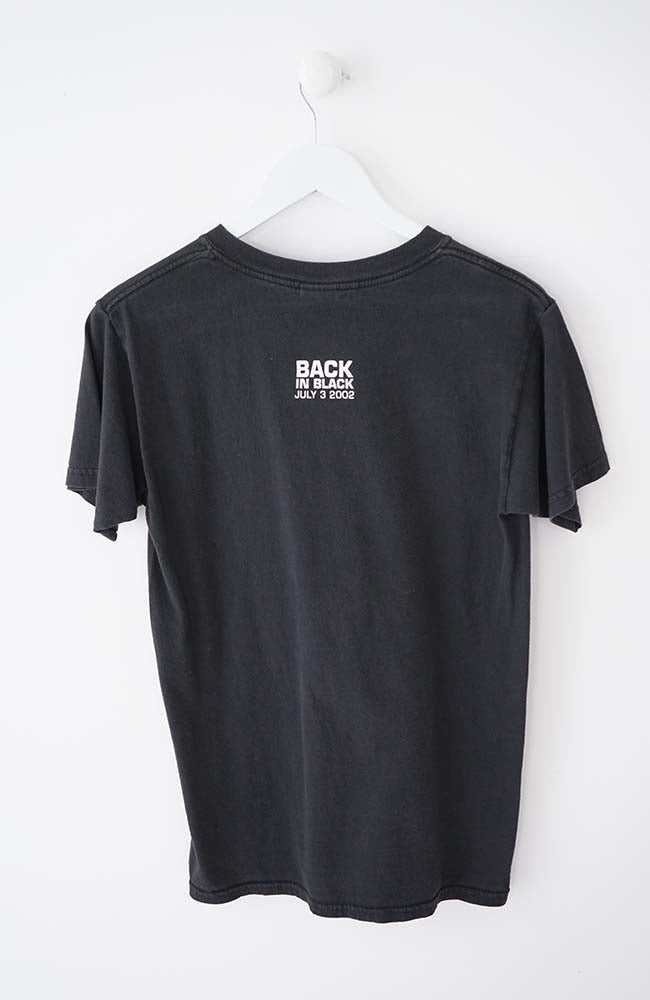 VINTAGE MEN IN BLACK T-SHIRT (S) 02