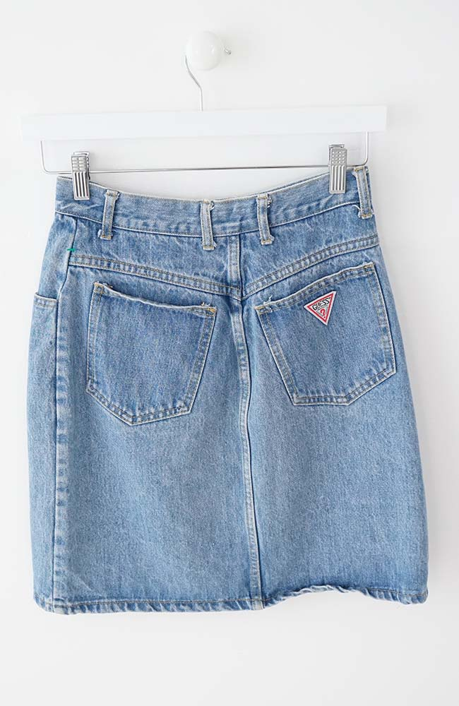 VINTAGE GUESS DENIM SKIRT