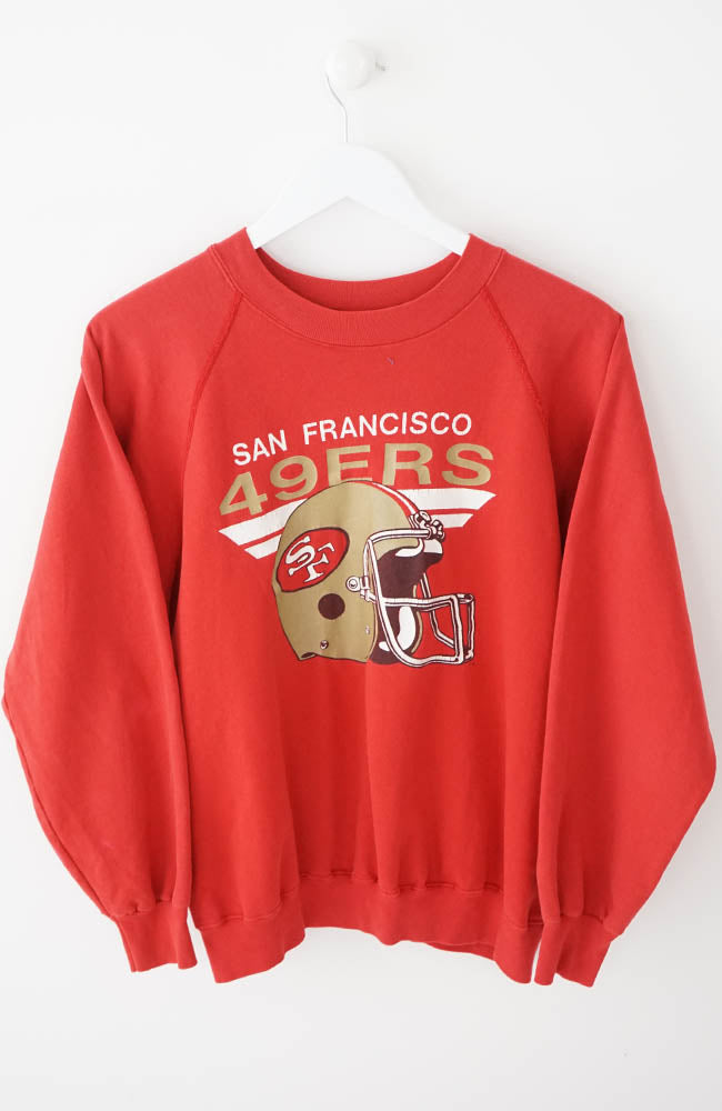 VINTAGE SAN FRANCISCO 49ER'S SWEATER (S)