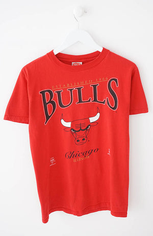 VINTAGE CHICAGO BULLS T-SHIRT (M)