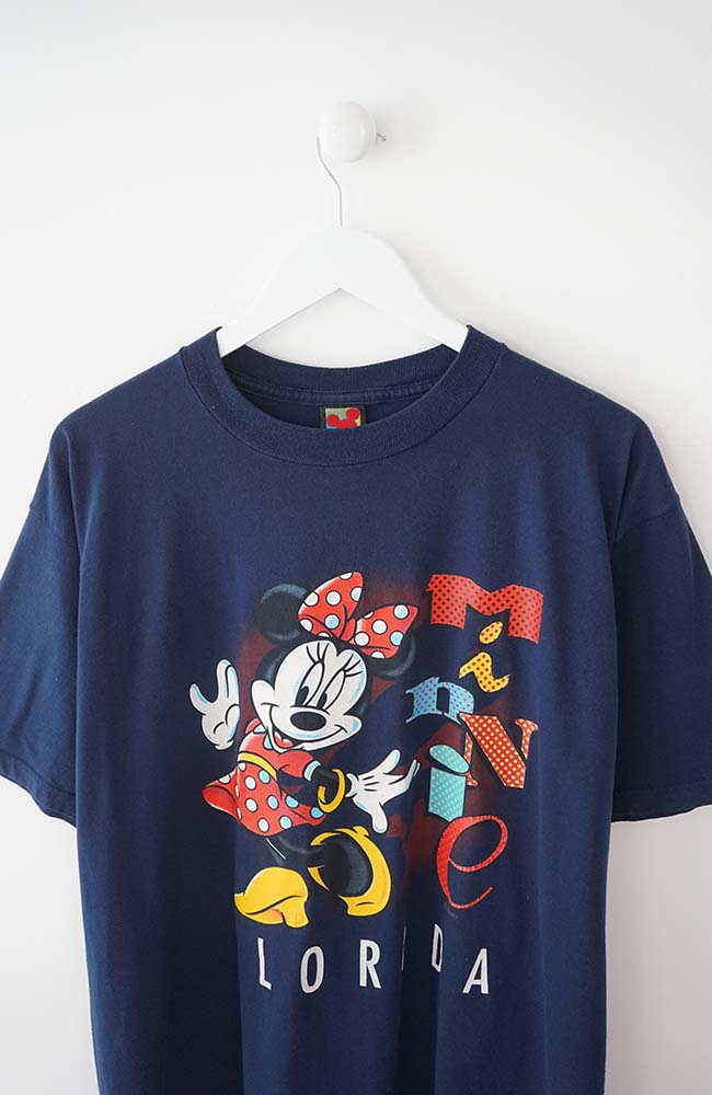 VINTAGE MINNIE MOUSE T-SHIRT (L)