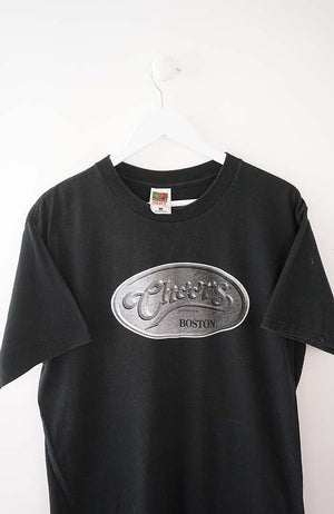 VINTAGE CHEERS T-SHIRT (L)