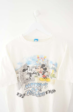 VINTAGE MICKEY MOUSE T-SHIRT (M)