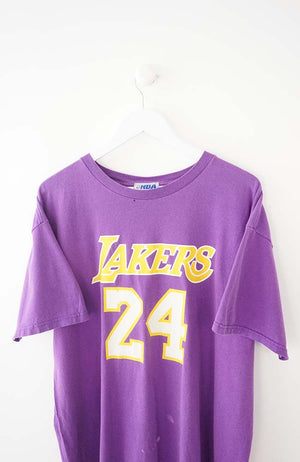 VINTAGE LOS ANGELES LAKERS T-SHIRT (XL)