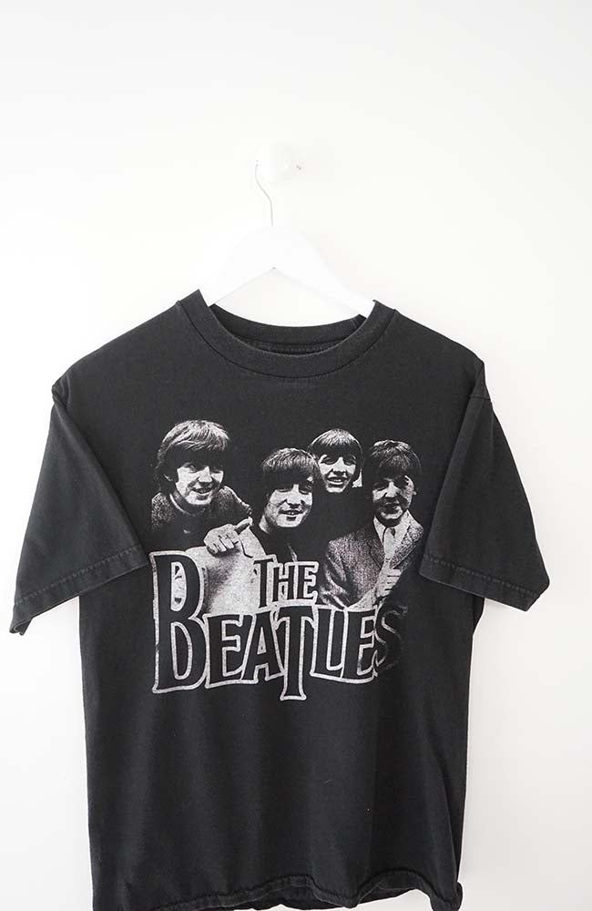 VINTAGE THE BEATLES T-SHIRT (S)