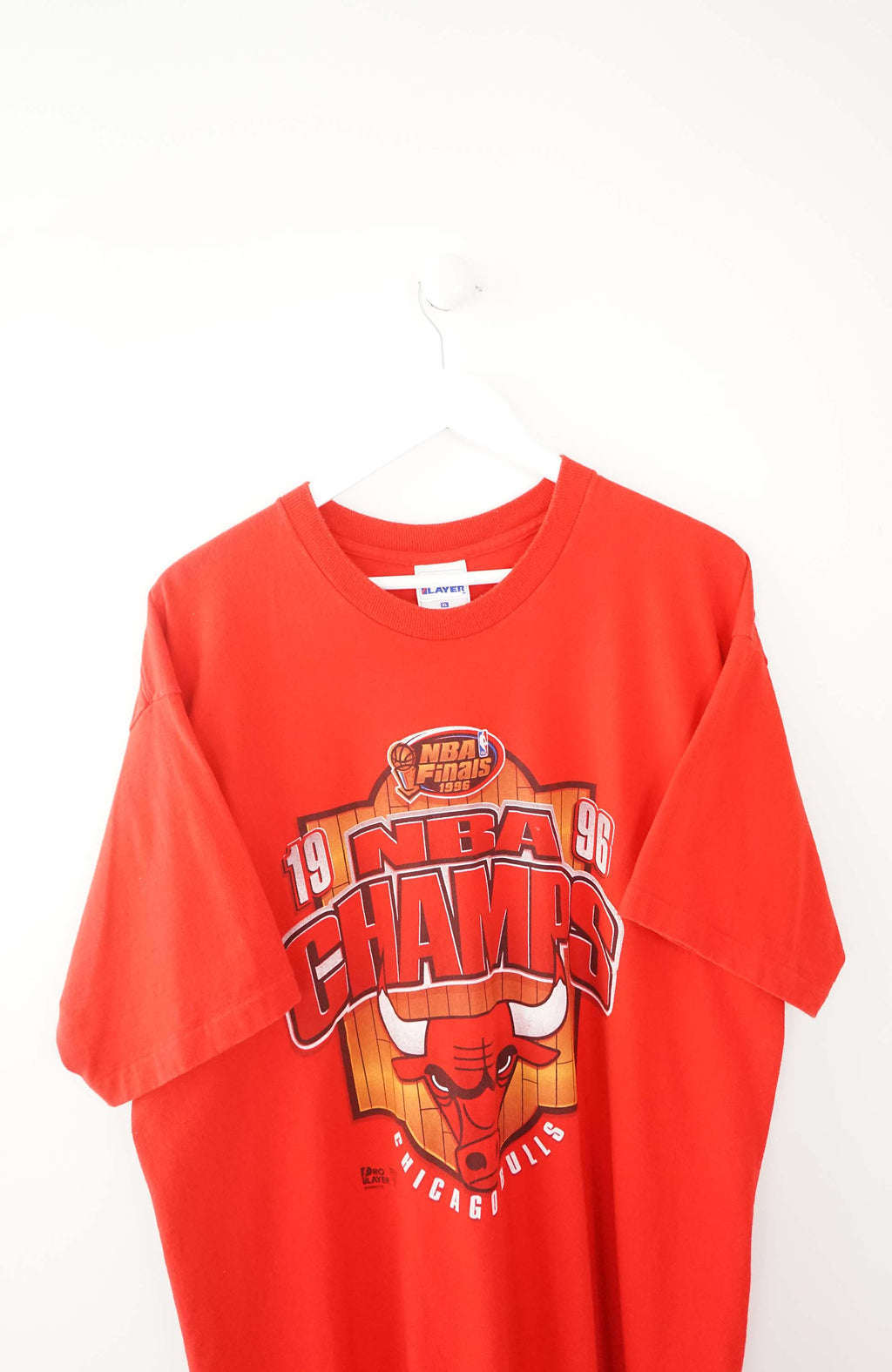VINTAGE CHICAGO BULLS T-SHIRT (XL)