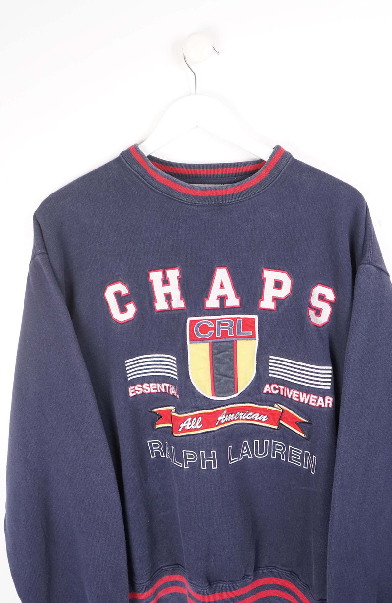 VINTAGE CHAMPION SWEATER (L)