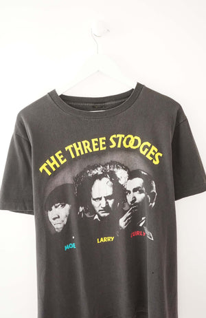 VINTAGE THE THREE STOOGES T-SHIRT (M)