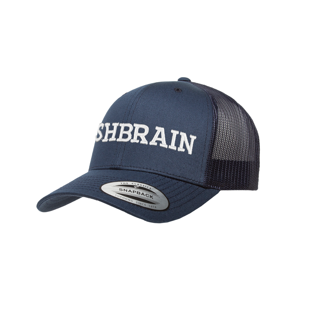 Fishbrain Trucker Hat - Navy