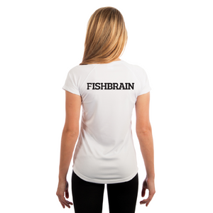 Fishbrain Women's T-Shirt - White