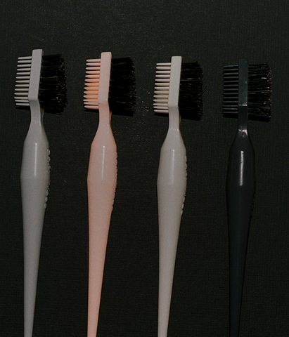 Which brush is best for edges?