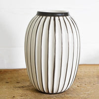 Thin Stripe Vase