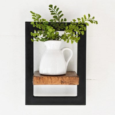 "10"" Tall Modern Shelf"