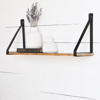 Wood Wall Shelf | 30""