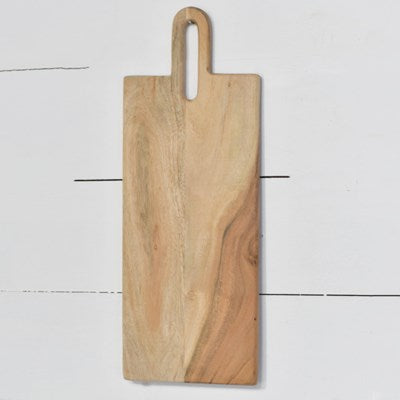Long Wood Serving Board | 18""