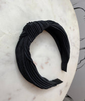 Peyton Ribbed Fabric Headband