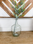 Sia Glass Jar Vase