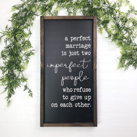 12x24 A Perfect Marriage