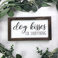6x12 Dog Kisses