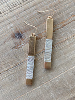 Aspen Bar Earring