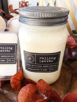 Falling Leaves 16oz Candle