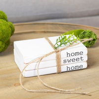 Home Sweet Home Faux Book Set