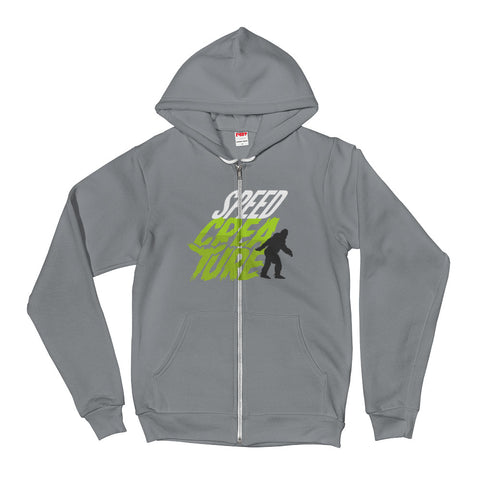 Speed Creature Stacked Hoodie