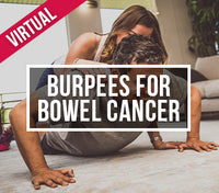Burpees for Bowel Cancer Resources (download only)