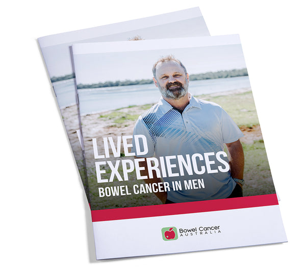 Lived Experiences - Bowel Cancer in Men