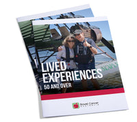 Lived Experiences - 50 and over
