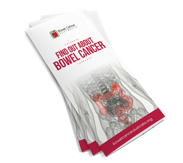 Find Out About Bowel Cancer (download only)