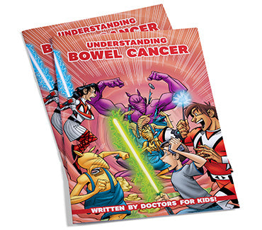 Understanding Bowel Cancer Comic