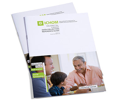 ICHOM Standard Set for Colorectal Cancer Reference Guide (download only)