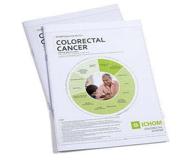 ICHOM Standard Set for Colorectal Cancer (download only)