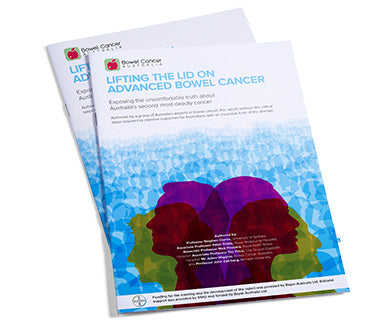 Lifting the Lid on Advanced Bowel Cancer - (download only)
