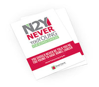 N2Y for bowel cancer poster (download only)