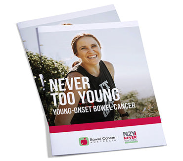 Never Too Young A3 Infographic - Hollie