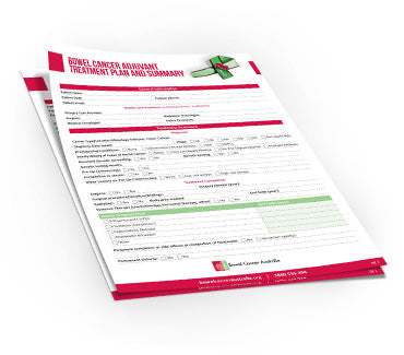Cancer Treatment Record - (Download only)
