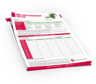 Survivorship Care Plan - (download only)
