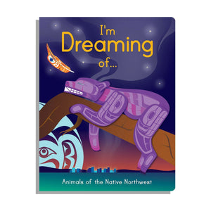 I'm Dreaming Of... - Children's Board Book