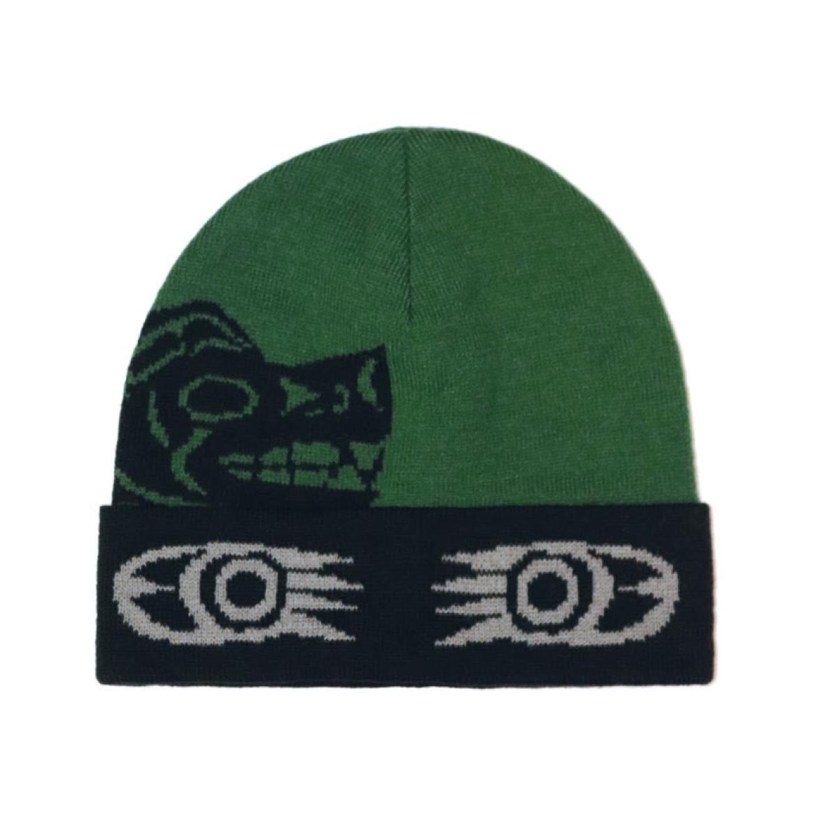 Grizzly Bear - Acrylic Tuque