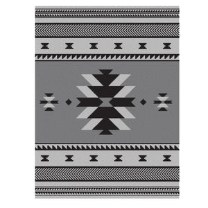 Visions of Our Ancestors - Woven Blanket