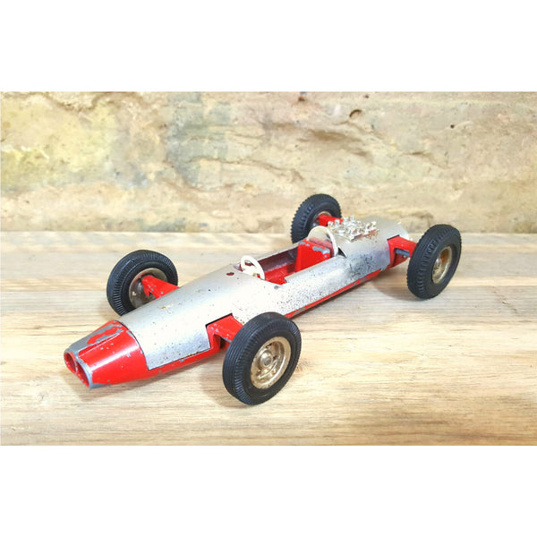 Rare Triang Toy / Model Metal Racing Car - Junk Art Design @junkartdesign www.junkartdesign.co.uk