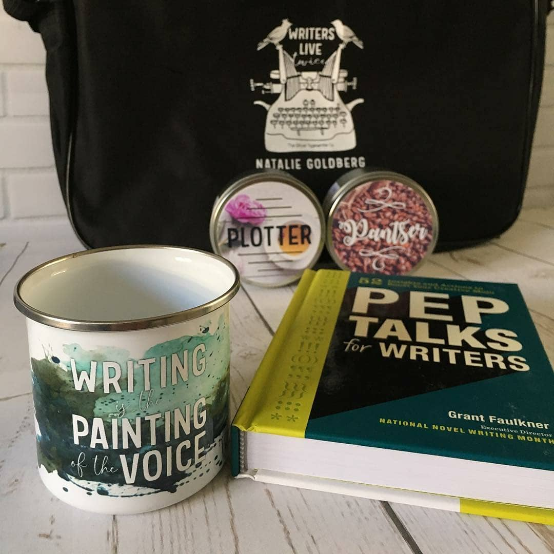 2018 NaNoWriMo Survival Kit