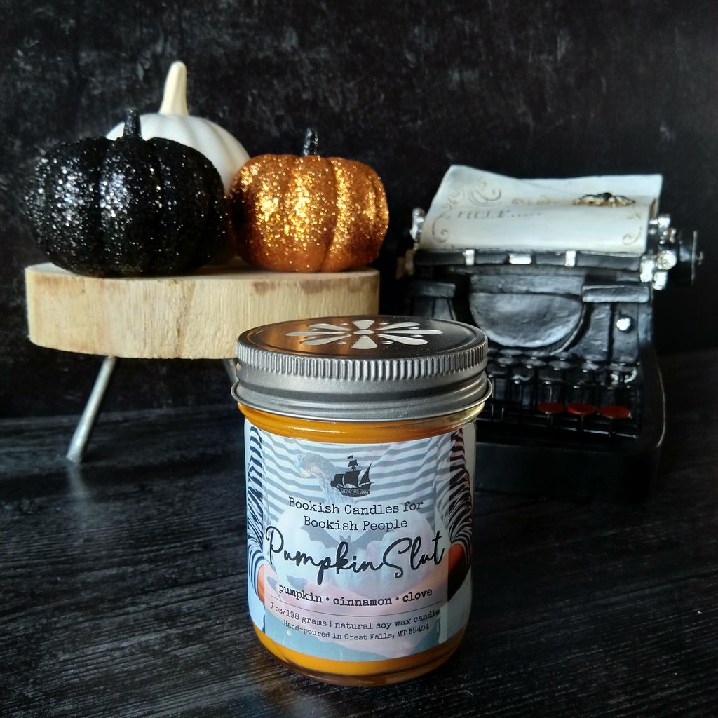 Pumpkin Slut candle