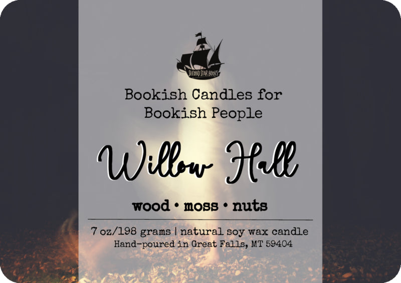 Willow Hall candle