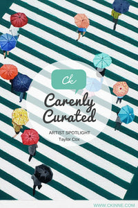 Carenly Curated: Taylor Cox