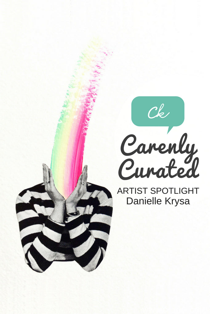 Carenly Curated: Danielle Krysa