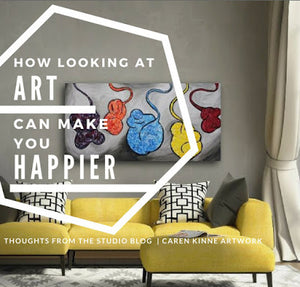 How Looking At Art Can Make You Happier